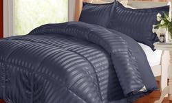 Blue Ridge Home 3-Piece Reversible Down Comforter