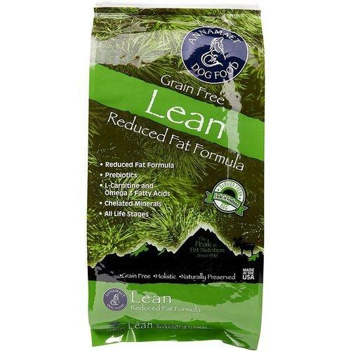 Annamaet Grain Free Lean Low Fat Formula Dry Dog Food
