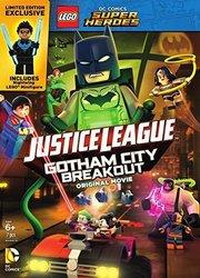 Lego DC Comics Super Heroes Justice League - DVD 1453495