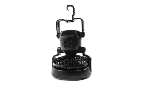 Whetstone 2 In 1 Portable Led Camping Lantern With Ceiling Fan