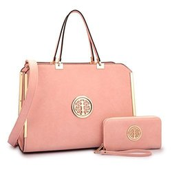 MMK Collection by Michelle Karen Women s Handbag and Wallet - Pink - Check  Back Soon - BLINQ 7e2642ced39e0