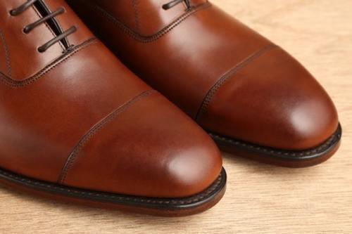 3d9d9f7f41b ... Loake 1880 Men's Aldwych Captoe Oxford - Mahogany - Size: ...