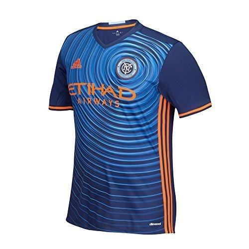 b3556e011 MLS New York City FC Men s Replica Short Sleeve Team Jersey