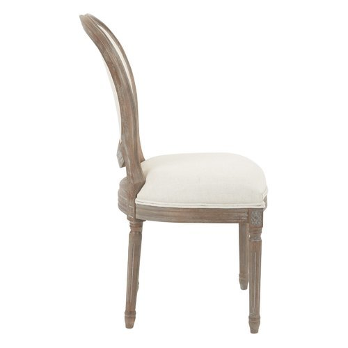 oval back dining chair. Ave Six Lillian Oval Back Dining Chair -