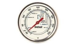 """Bayou Classic Stainless Steel 12"""""""" Brew Thermometer"""" 1230990"""