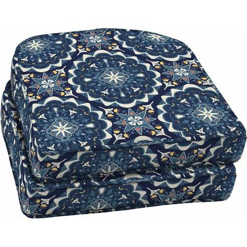 Better Homes And Gardens Patio Wicker Seat Cushion Navy