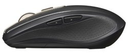 Logitech Anywhere Wireless Mouse for PC & Mac - Black