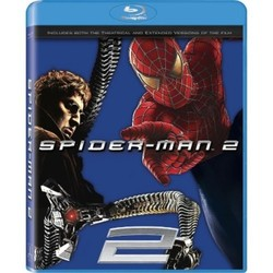 Sony Pictures Spider-Man 2 Blu-Ray Disc 1498419