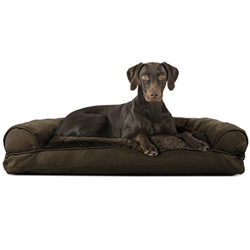 Furhaven Plush Pillow Sofa Pet Bed Check Back Soon Blinq