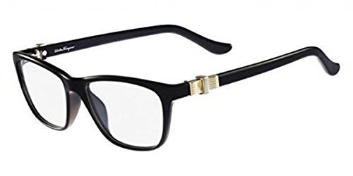 747cab47465b0 Salvatore Ferragamo Optical Frames - Black (272800153) - Check Back ...