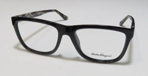 8929b308ecaaa Salvatore Ferragamo Unisex Optical Frames - Black (269400154 ...
