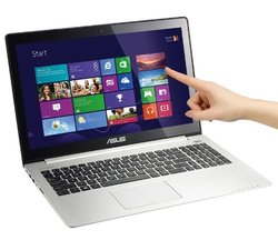 "ASUS 15.6"" Touchscreen Laptop 1.8Hz 4GB 500GB Win 8 (S500CA-HCL1002H)"