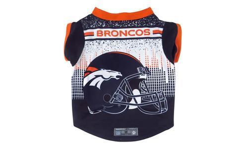 ... Little NFL Denver Broncos Dog Performance T-Shirt - Multi - Size  Large  ... 230e954c2