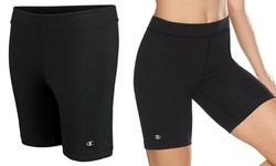b28b45e4cf2e Champion Power Cotton Women s Bike Shorts  Black Medium - Check Back ...
