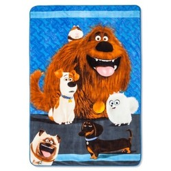 House-Trained Bed Blanket (Twin) - The Secret Life of Pets 1514816
