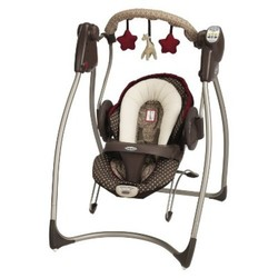 Graco Duo 2 in 1 Swing and Bouncer - Multi-Color 1524600