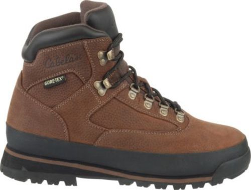 53b9e4ff72f Cabela's Men's Rimrock Hikers Boots - Brown - Size: 11.5 - Check Back Soon