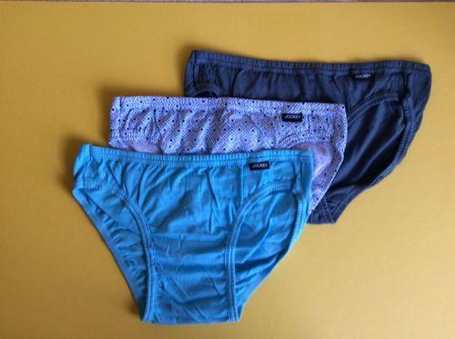 4c7d67afbf55 Jockey Men's Elance Bikini Underwear Briefs - Pack of 3 - Multi ...
