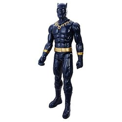 Marvel Titan Hero Series 12-inch Black Panther Figure 1532532