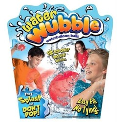 Wubble Water Sports Balls - Red/Blue 1539093