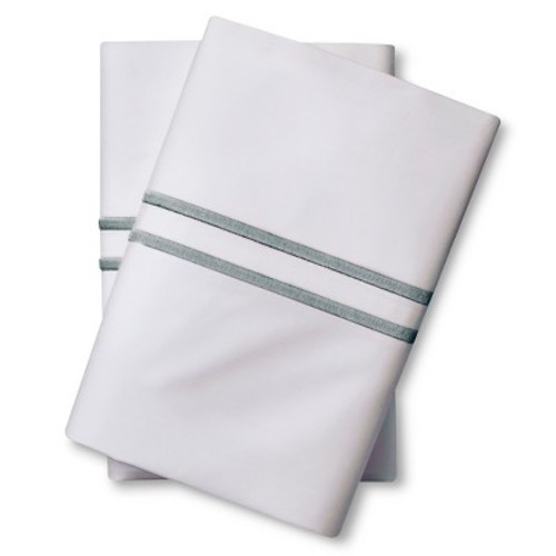 Fieldcrest King Size Bed Sheets: Fieldcrest Supima Hotel Pillowcase Set