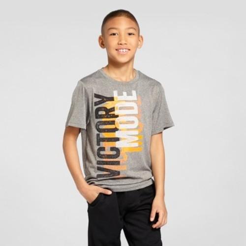 2741967b3 Boys' Graphic Tech T-Shirt - C9 Champion - Gray Heather XS - Victory ...