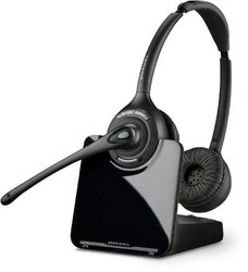 Plantronics CS500 XD Series Wireless Headset System - Black (88285-01)