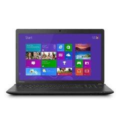 "Toshiba Satellite 17.3"" Laptop 8GB 750GB Windows 8.1"
