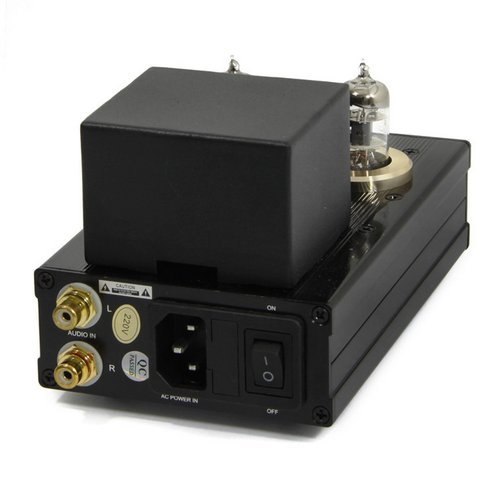 Little Dot I+ Hybrid Valve Tube Headphone Transistor Amplifier - Check Back  Soon