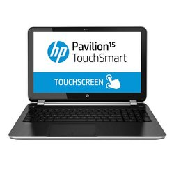 "HP Pavilion Touchsmart 15"" Laptop 2.1GHz 8GB 750GB Windows 8 (15-n225nr)"