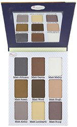The Balm Meet Matt(e) Nude Eyeshadow Palette (26001)