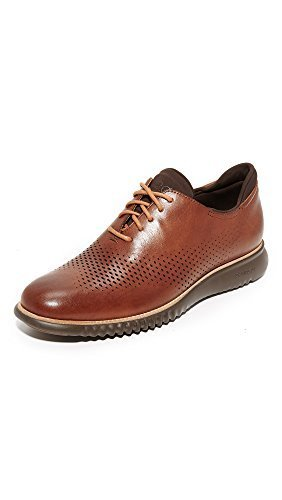 Cole Haan Men's 2.Zerogrand Laser Wing Oxford - British Tan- Size: 8.5