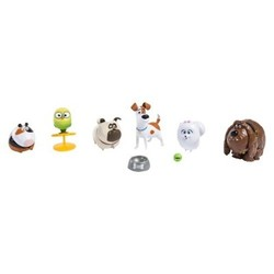 Spin Master The Secret Life of Pets - Mini Pets Collectible Figures - 6Pack 1567401
