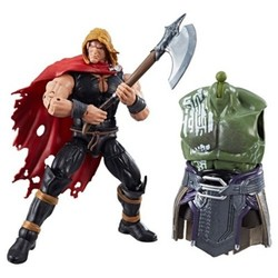 "Marvel Thor Legends Series Nine Realms Warriors Odinson Action Figure 6"""""" 1573126"