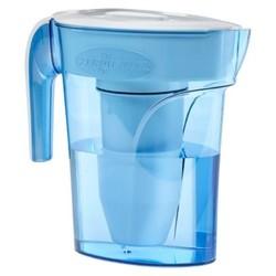 ZERO WATER ZP007RP Zero 7 Cup Water Filteration Pitcher 1573864