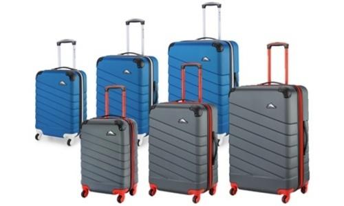b3f23c8b31f Hardside Spinner Luggage Set  Mercury-Red - BLINQ
