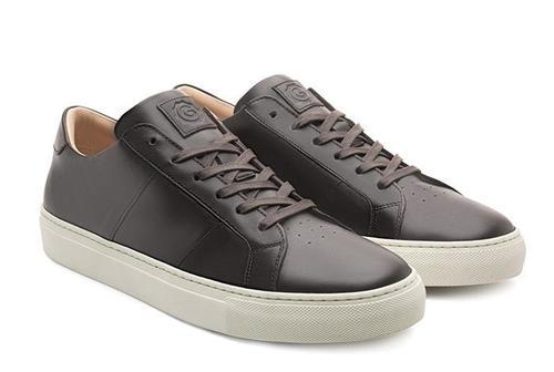 Sneakers - Chocolate Brown - Size:10.5