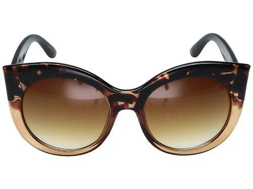 4a6824d057fc9 ... Steve Madden Women s Cat Eye Fashion Sunglasses - Brown (SM863133) ...