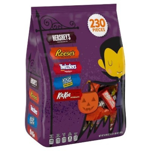 Reeses Auto Sales >> Hershey's, Reese's, Twizzlers, Jolly Rancher and Kit Kat Halloween Snack Size Variety Pack - 68 ...