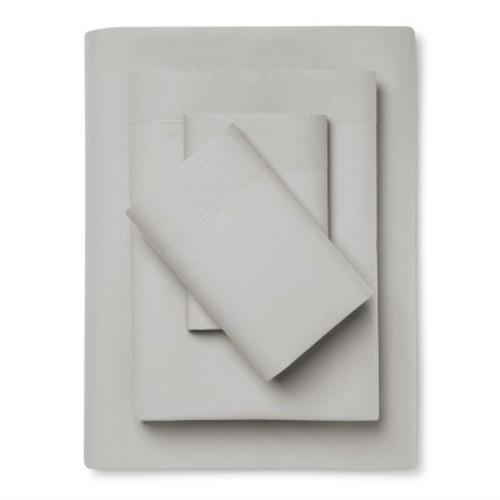 Vintage Wash Sheet Set King Gray Threshold