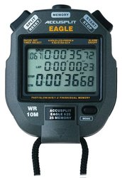ACCUSPLIT AE625M35 Eagle Stopwatch with 35 Memory