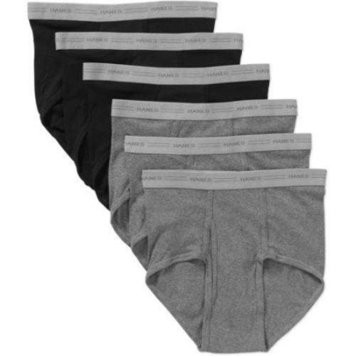 8e23cbc1a1b0 Hanes Men's Comfort Flex Waistband Dyed Briefs 6 Pack - Multi - Size:XL -  Check Back Soon - BLINQ