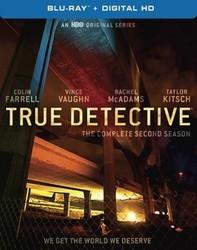 True Detective: The Complete Second Season (Blu-Ray/DVD) 1600362
