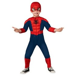 Toddler Marvel  Spider-Man Deluxe Costume - 2T-3T 1604236