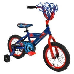 "Huffy Spider-Man Bike 14"""" - Blue/Red"" 1607527"
