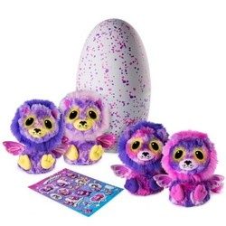 Hatchimals Surprise Ligull Hatching Egg w/Surprise Twin by Spin Master 1610836