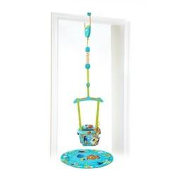 Disney Baby Finding Nemo Sea of Activities Door Jumper - Aqua 1614677