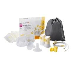 Medela Sonata Breast Pump Double Pumping Accessories & Parts Kit 1619155