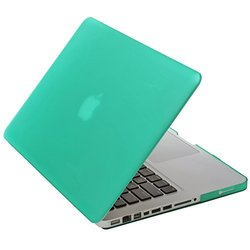 Aduro MacBook Pro 13 SoftTouch Cover with Keyboard Covers Turquoise