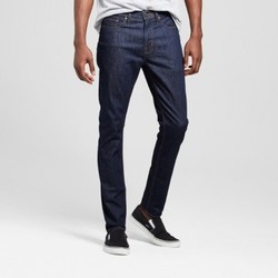 Men's Skinny Fit Jeans - Mossimo Supply Co.  Dark Rinse Wash 36x32